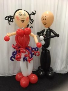 Vicar & Tart 6ft Sculptures...prices start from £35.00 each.  Many other styles available