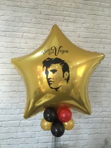 "36"" Amy Star - personalised with vinyl - £40.00"