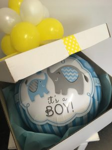 Balloon in a Box - £15.00